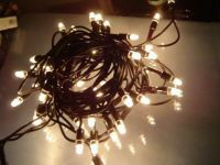 Sell Christmas twinkle light(replacable bulb)