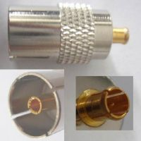 Sell MCX Male Adapter
