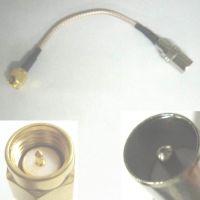 IEC male to SMA male RG316