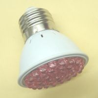 2W Red 38 LED 220V E27 Lamp, Paypal accepted