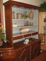 Hand carved fine furnishings