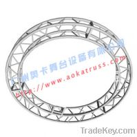 Circle truss(CSB303), Aluminum truss, Stage truss, Lighting truss
