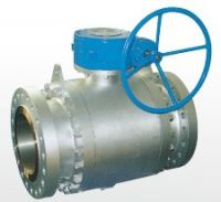 sell forging steel fixed ball valve