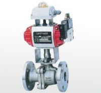 Sell Signal Pneumatic Ball valve