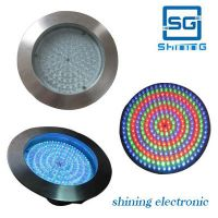 Sell under water light, Remote control led light supplier