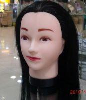 Sell wig human hair  the real hair