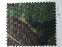 Sell army uniform camouflage fabric