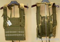 military tactical molle multifunctional vest