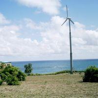 5KW Wind Turbine with hydraulic brake