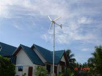 1KW Wind Turbine with hydraulic tower