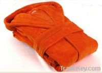 Sell Microfiber Bathrobe