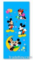 Sell microfiber beach towel
