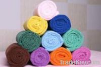 Sell microfiber terry towels