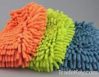 Sell microfiber chenille wash glove