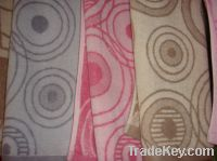 Sell 100% cotton jacquard terry bath towels