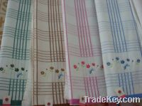 Sell 100% cotton terry bath towels