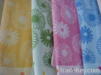 Sell cotton bath terry towels