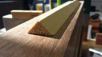 Triangualr Wooden Chamfer Strips