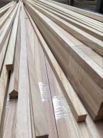 Wooden Chamfer Strips Square