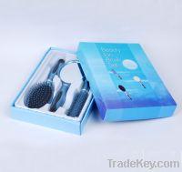 Sell plastic hair brush set