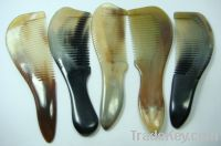 Sell nature horn comb