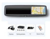 Sell Mirror GPS With Bluetooth and Touch Screen