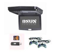 "Sell 9.0"" FLIP-DOWN CAR Monitor / DVD  player"