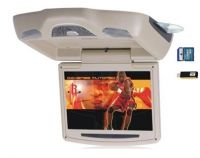 "Sell 10.2"" FLIP-DOWN CAR Monitor w/DVD  player"