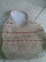 Jute Hand bags, Jute Ladis bag, Jute shoping bag
