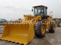 Used caterpillar 966G wheel loader, used CAT wheel loader 966G for sale