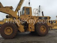 Used afforable caterpillar wheel loader 980F origin from Japan for sale