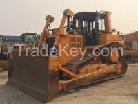 Used original affordable caterpillar crawler bulldozer D7H-II for sale