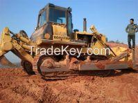 Used original affordable Komatsu D85 crawler bulldozer for sale