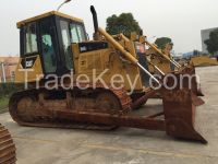Used cheap hydraulic CAT crawler bulldozer D6G in good condition for sale