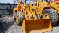 Used cheap hydraulic CAT wheel loader 910E in good condition for sale