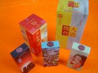 Sell plastic packaging