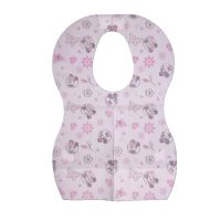 2-3 Layers Baby Bibs Waterproof with Crumb Catcher Custom Package 10 Packs