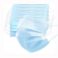 3 layers CE certification Disposable Medical Mask  SURGICAL FACE MASK
