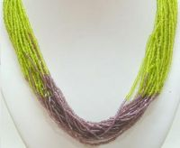 Sell seed bead necklaces, fashion necklaces India