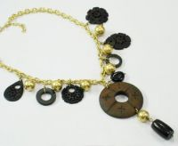 Sell Wood Necklaces , fashion Wood necklace India