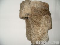 Sell total rabbit fur hat