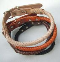 Sell Nature leather collar