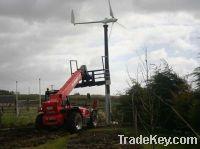 Sell 3kw wind turbine generator