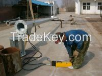Sell manual hydraulic tower /pole