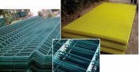 Sell PVC Welded Mesh Panels
