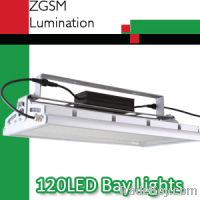 120W High Power & Energy Saving LED High Bay Lamp With Meanwell Driver