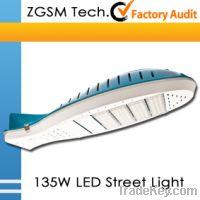 120W Energy Saving LED Street Lamp With CE TUV UL Certificates