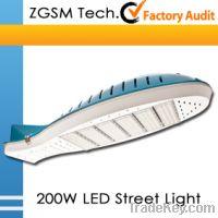 High Power&Energy Saving180W LED Street Lamp With TUV CE FCC RoHS Cert