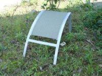 Sell Aluminium  textilene footrest,camping,outdoor furniture