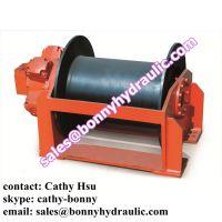 Sell dredger hydraulic winch 1-60 ton